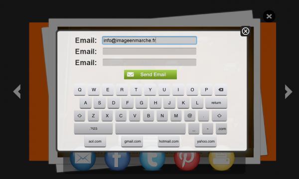 Illustration de Envoi en live de photos par mail ou FTP, 452516799