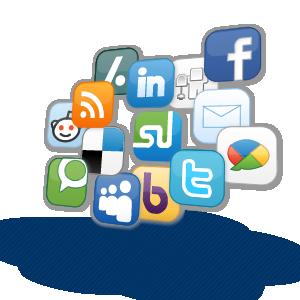 Illustration de Envoi en live réseaux sociaux, 414201501