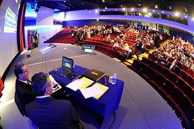 Illustration de Photographe événementiel séminaire, colloque et symposium, 1141448595