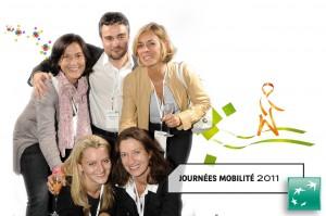 Journées mobilité 2011 BNP RH