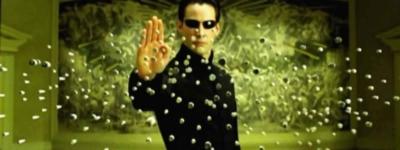 Bullet time effet matrix