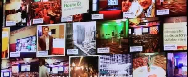 diaporama photo - mur image digital