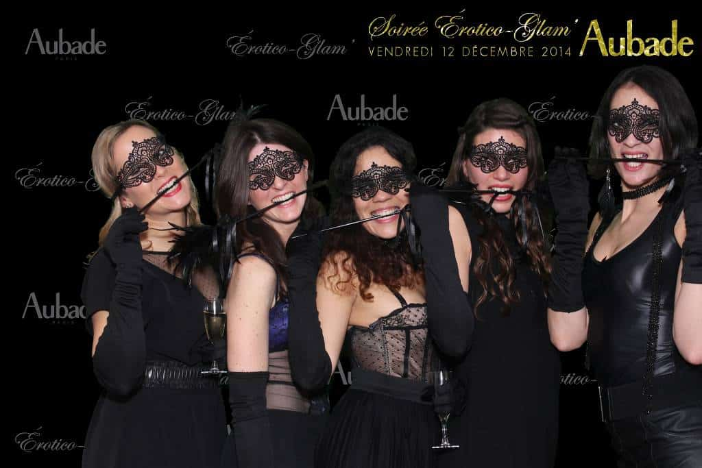 Photobooth AUBADE