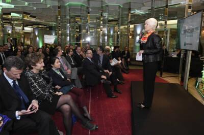 Photographe événementiel pour BNP paris bas