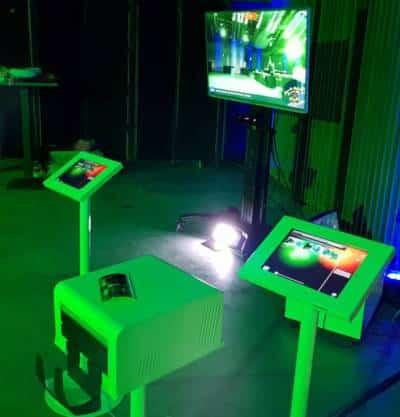 animation réalité augmentée
