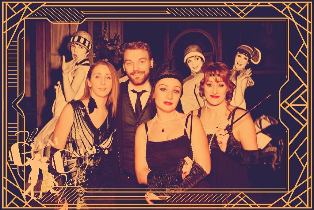 The Roaring Twenties - animation photobooth années folles